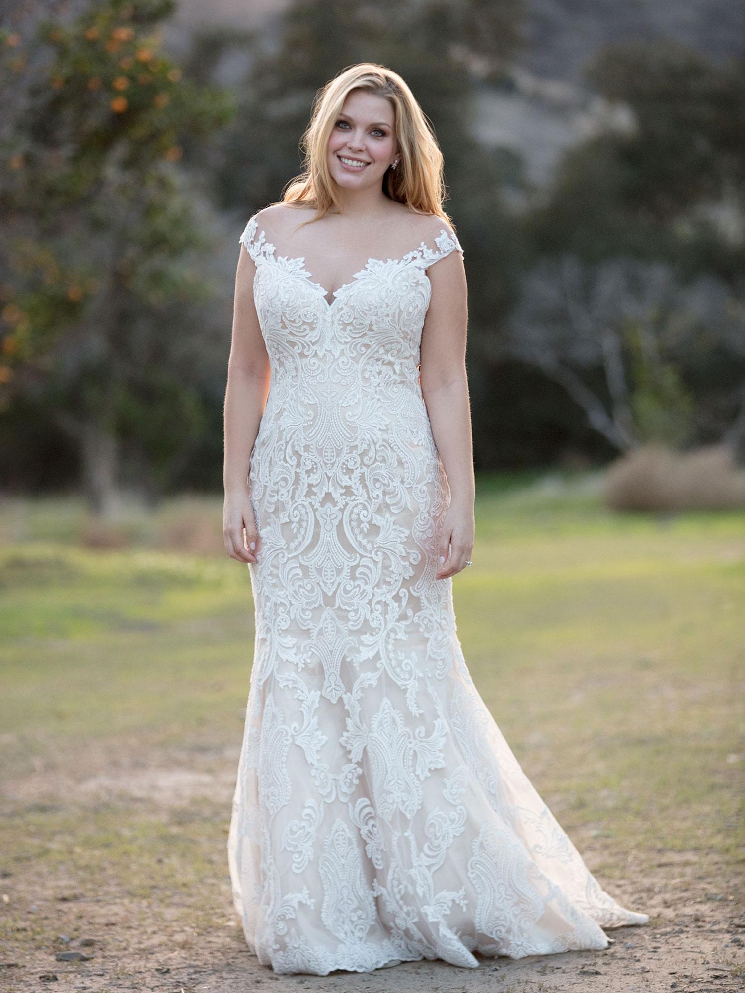 e8a6d6788d7c Home/Bridal Gowns/Allure/Style: 9474*. ; 