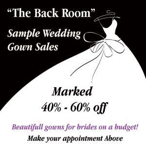 Beautiful wedding dress silhouette design vector