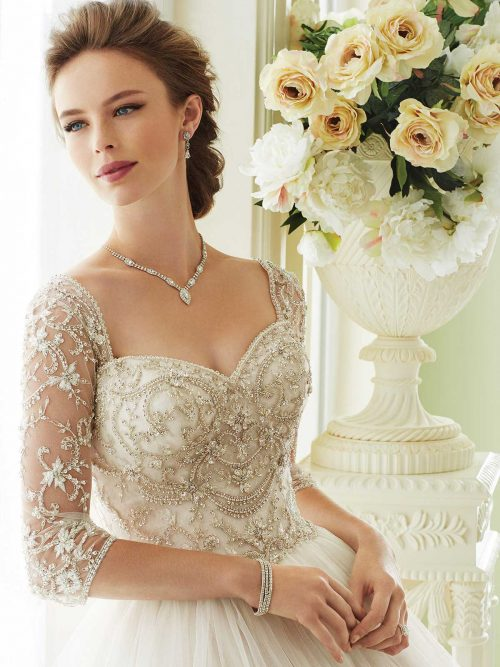 ybk wedding dresses
