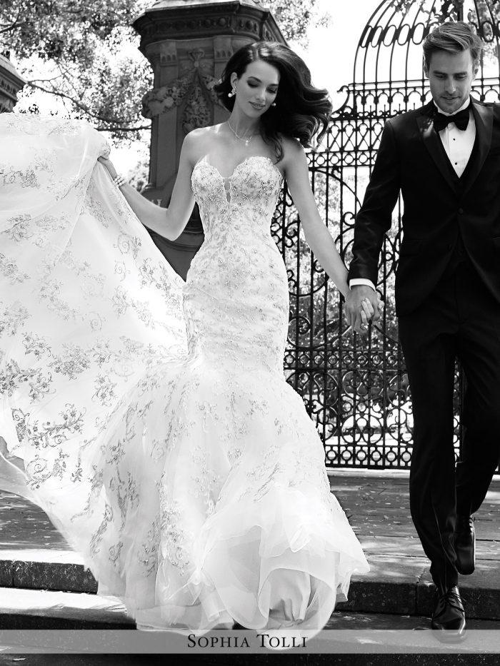 ybw wedding dresses