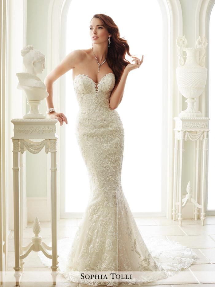 ybk wedding dresses