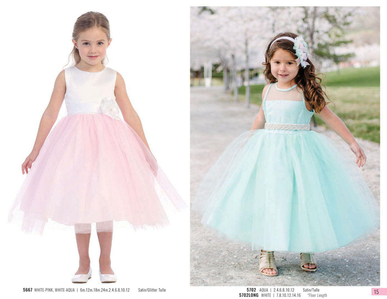 Bohemian flower girl dresses | Azbtide